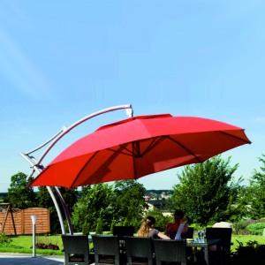 Sun umbrellas for terraces BELL