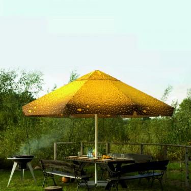 Sun umbrellas for terraces CLEO
